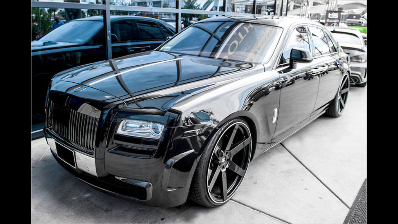 DMC Rolls-Royce Ghost Imperatore(2014)