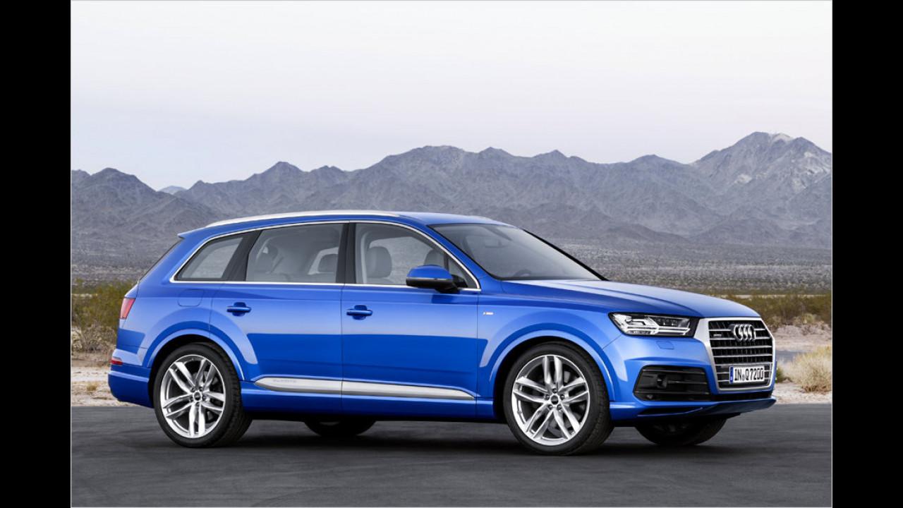 Audi Q7 (ab Juli)