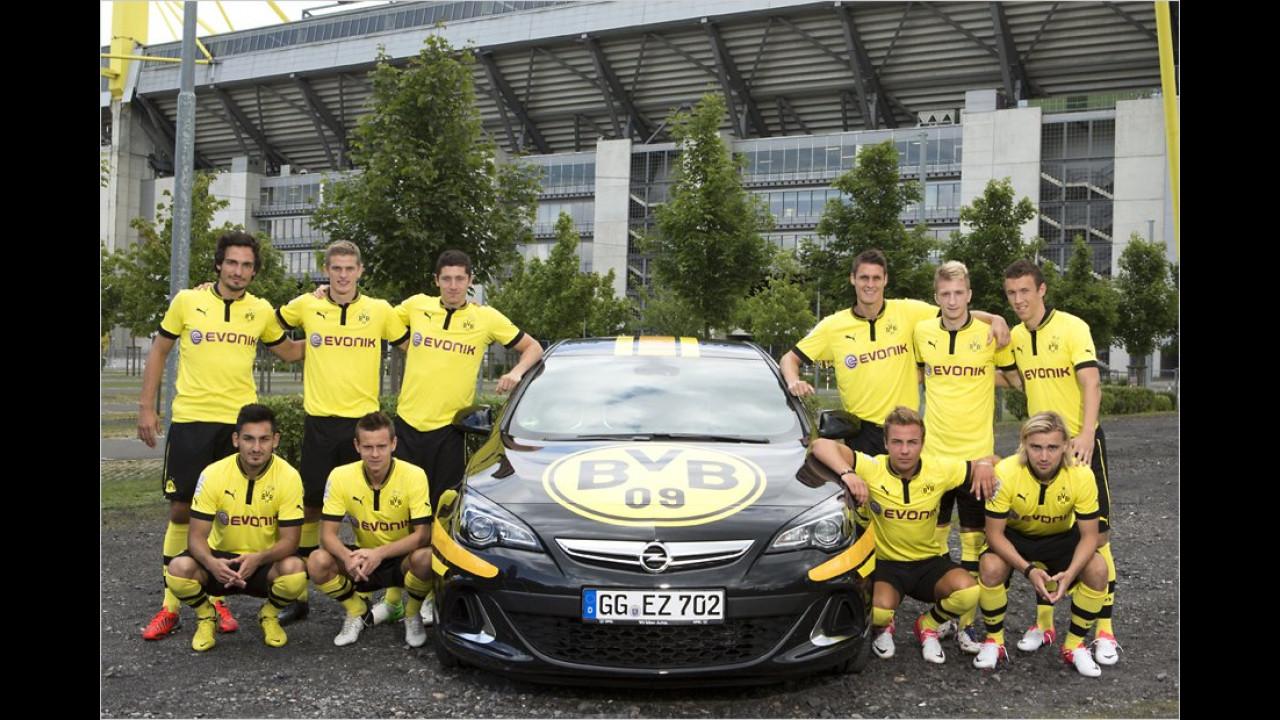 Borussia Dortmund: Opel