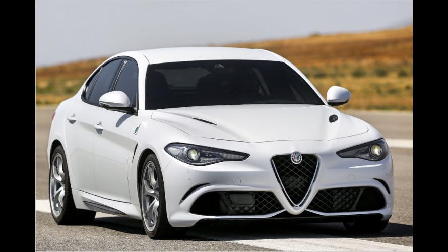 Alfa Giulia: Preise für den kompakten Hoffnungsträger