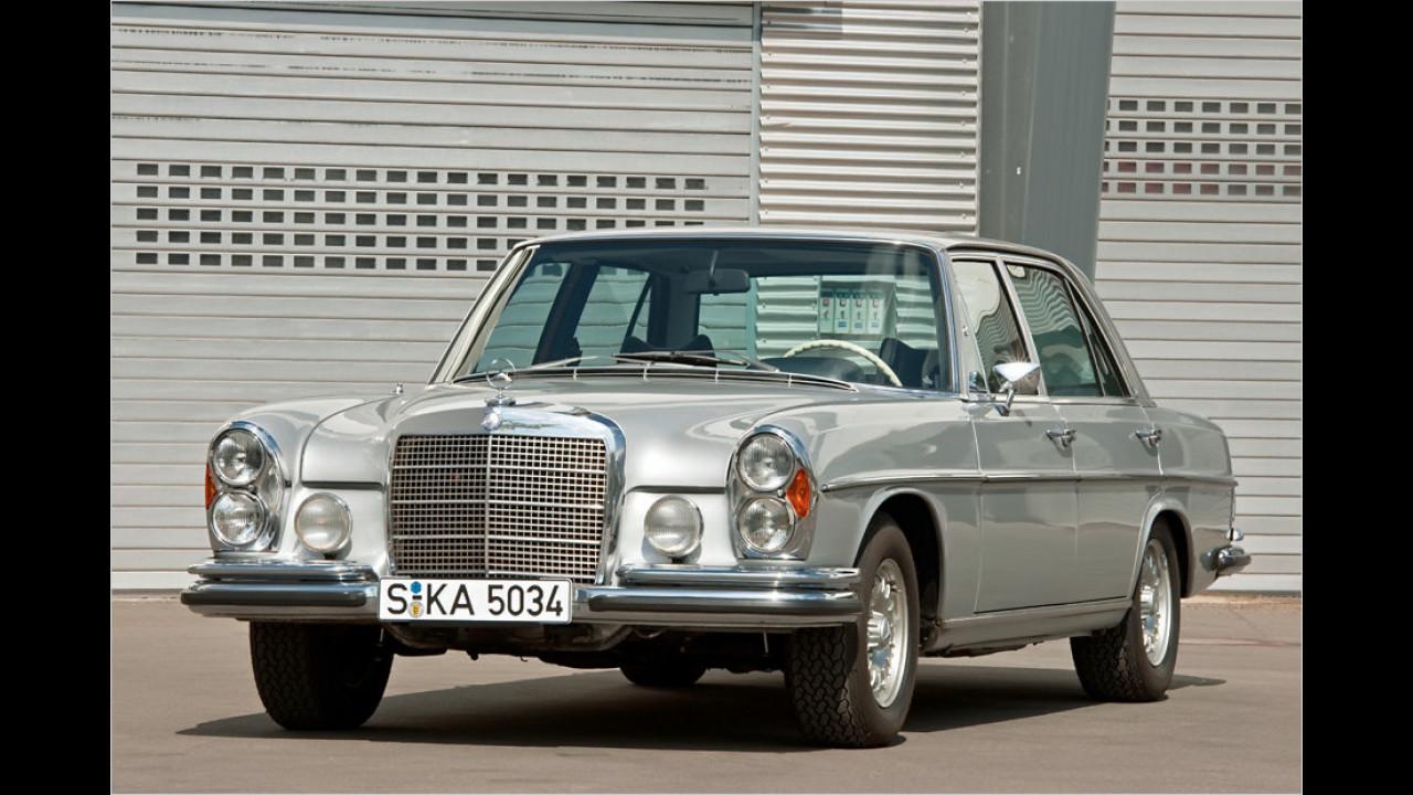 Platz 11: Mercedes Baureihe W 108/109