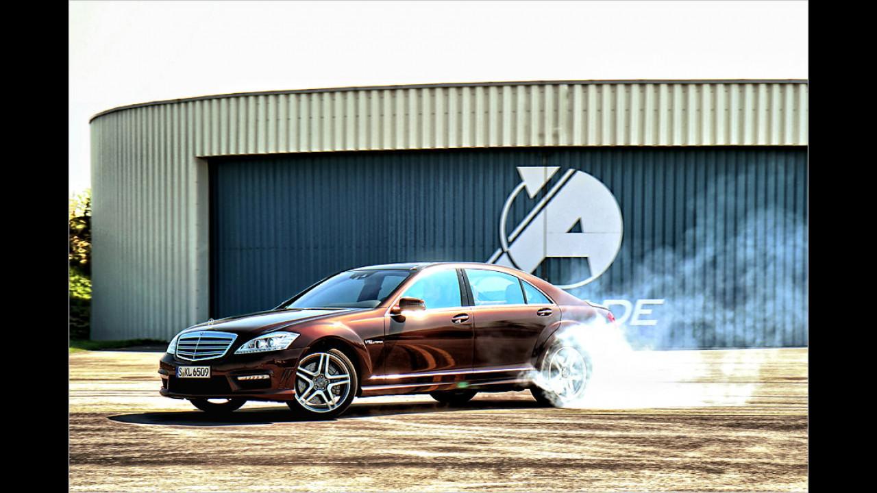 Mercedes S 65 AMG