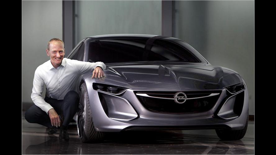 Opel Monza Concept: Zurück in die Zukunft