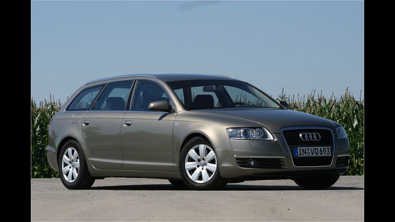 Audi A6 (2004-2010)