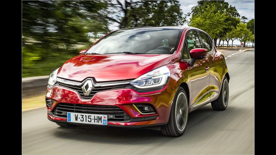 Renault Clio mit Facelift (2016) im Test