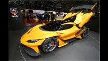 1.000-PS-Gumpert-Comeback in Genf