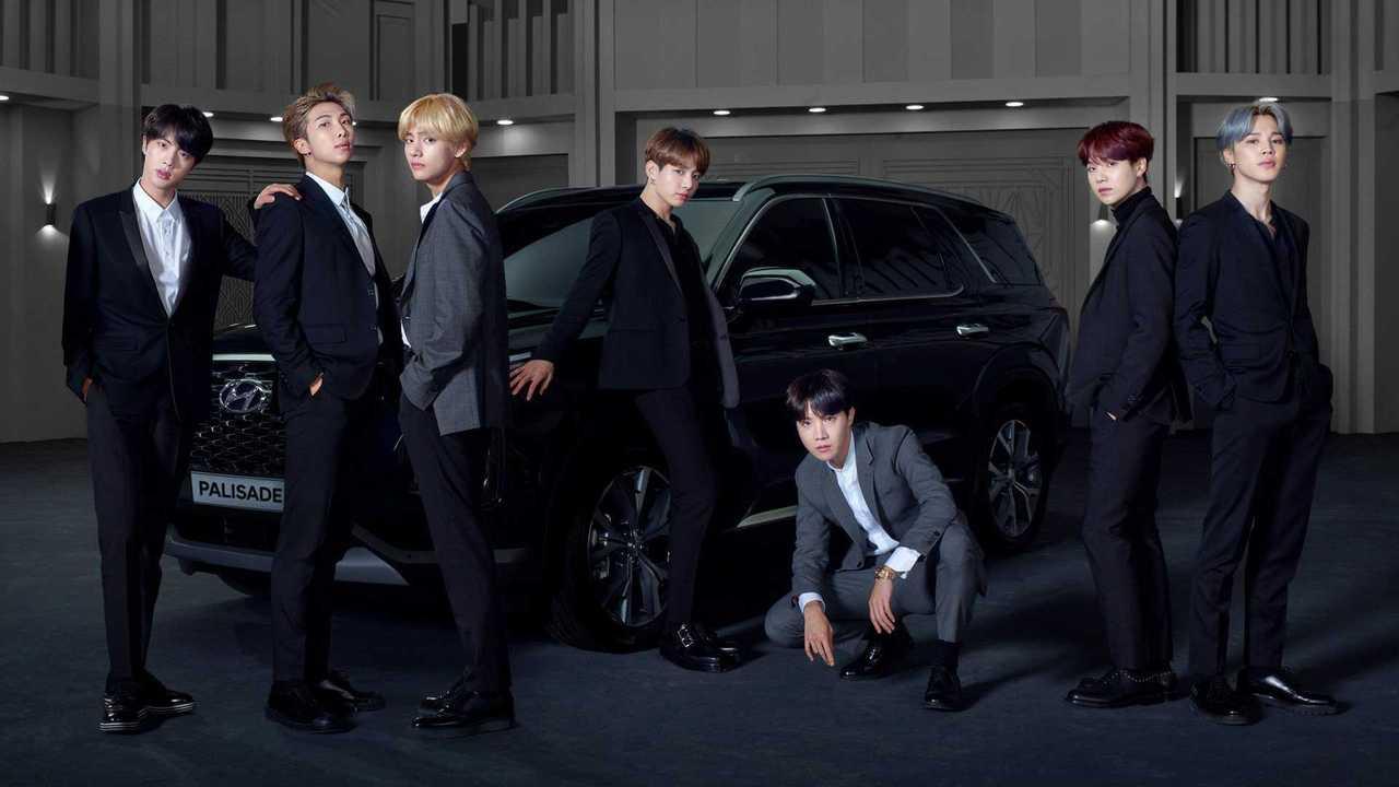 2019 Hyundai Palisade teaser image