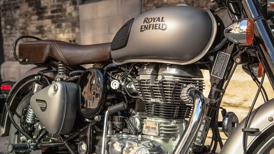 Royal Enfield Sued In The US Over Alleged Patent Infringement