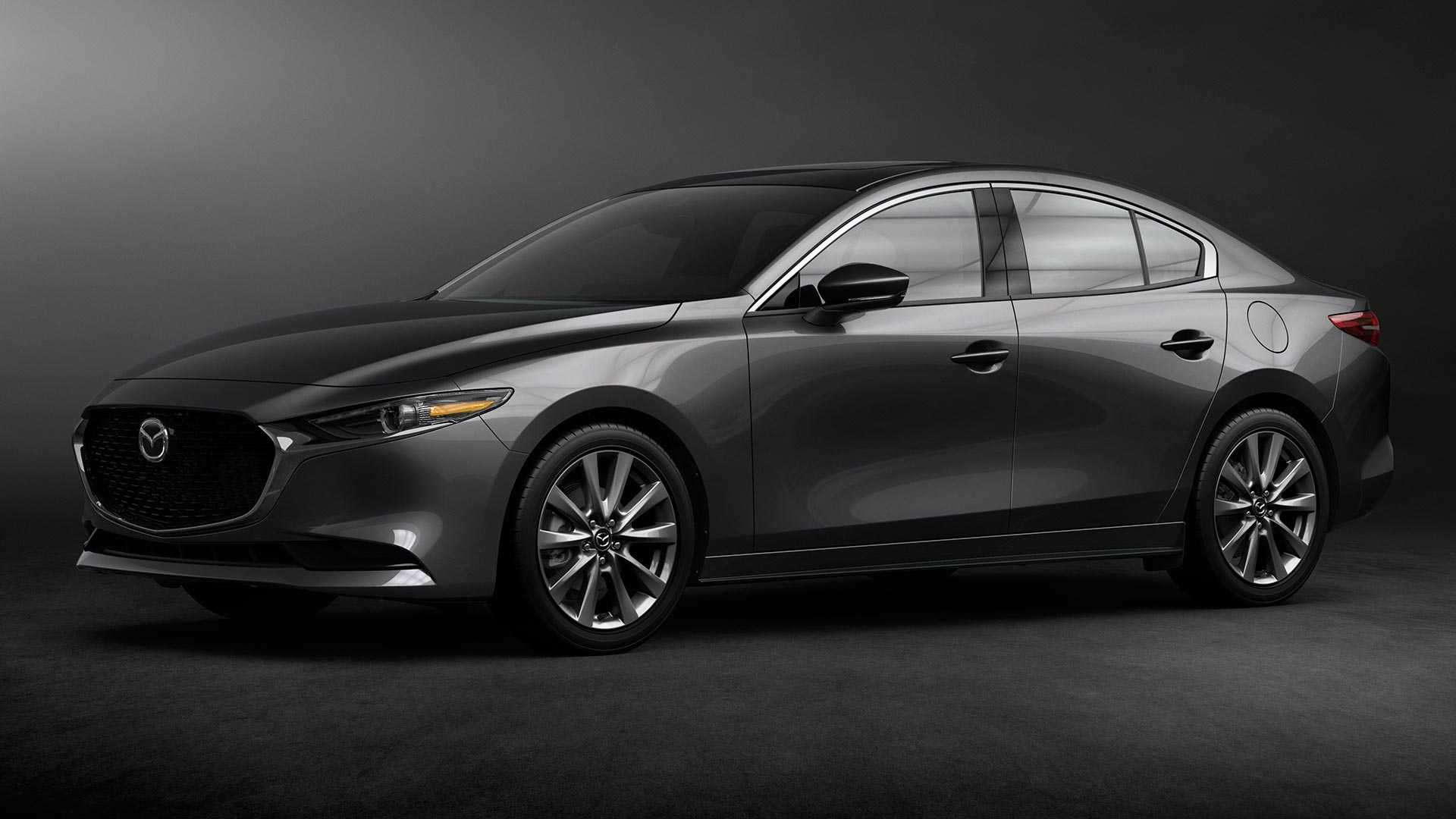 Most Expensive 2019 Mazda3 Sedan Costs 30 940