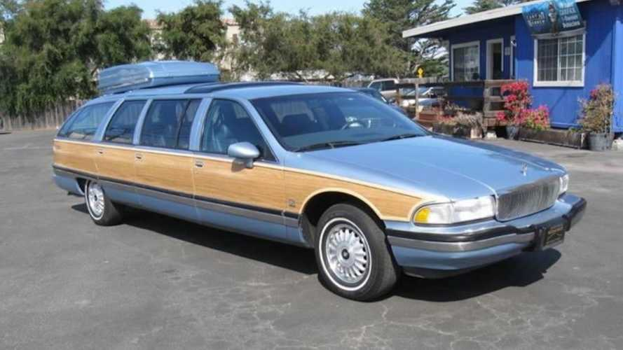Six-Door 1992 Buick Roadmaster
