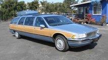 Six-Door 1992 Buick Roadmaster