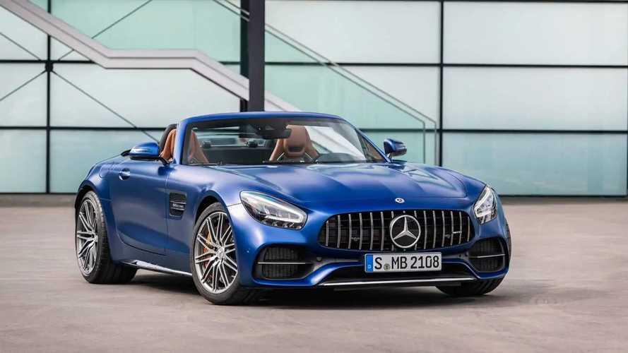 Mercedes-AMG GT C (2019)