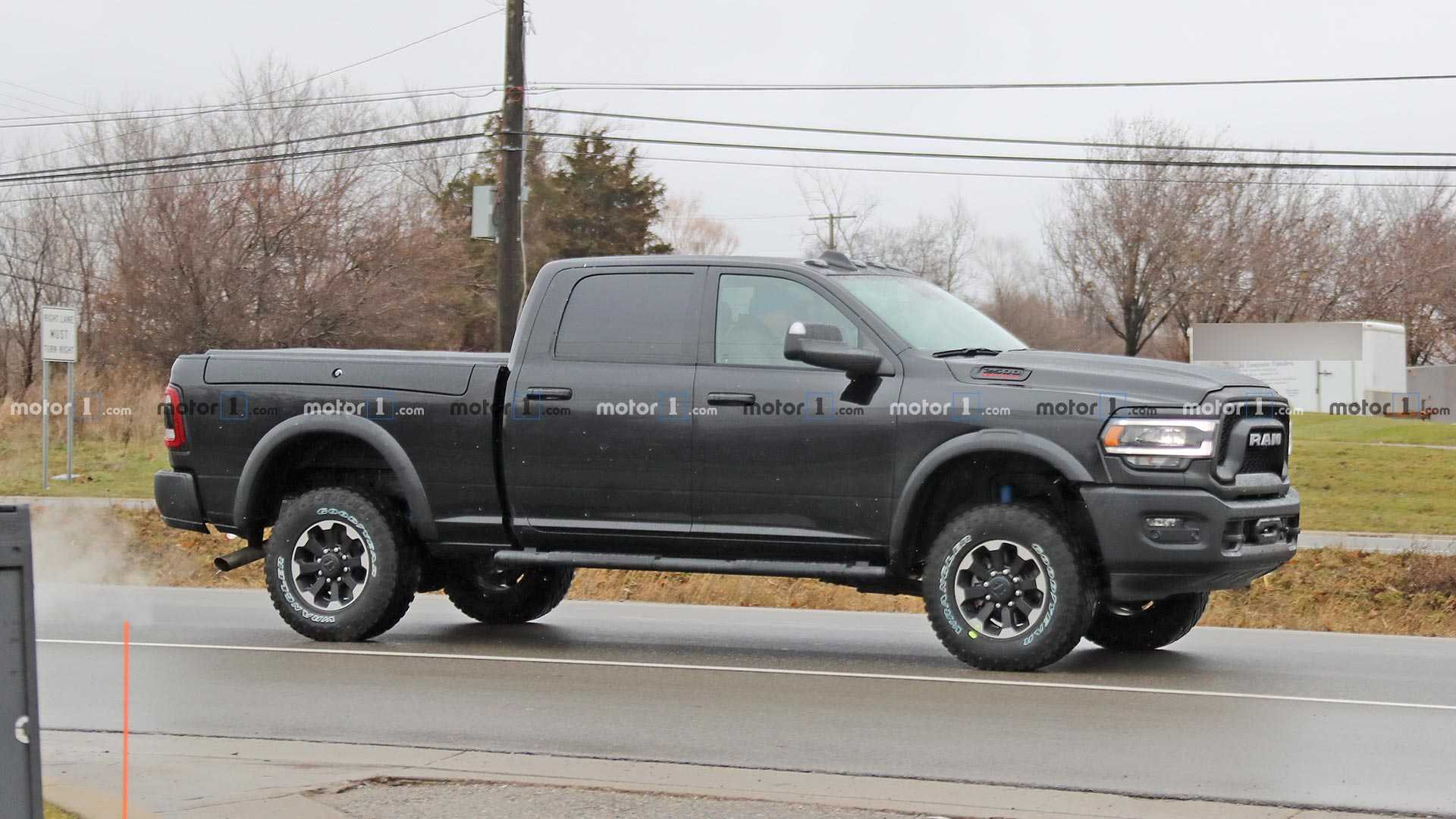 2020 Dodge Power Wagon Redesign Price And Changes Car