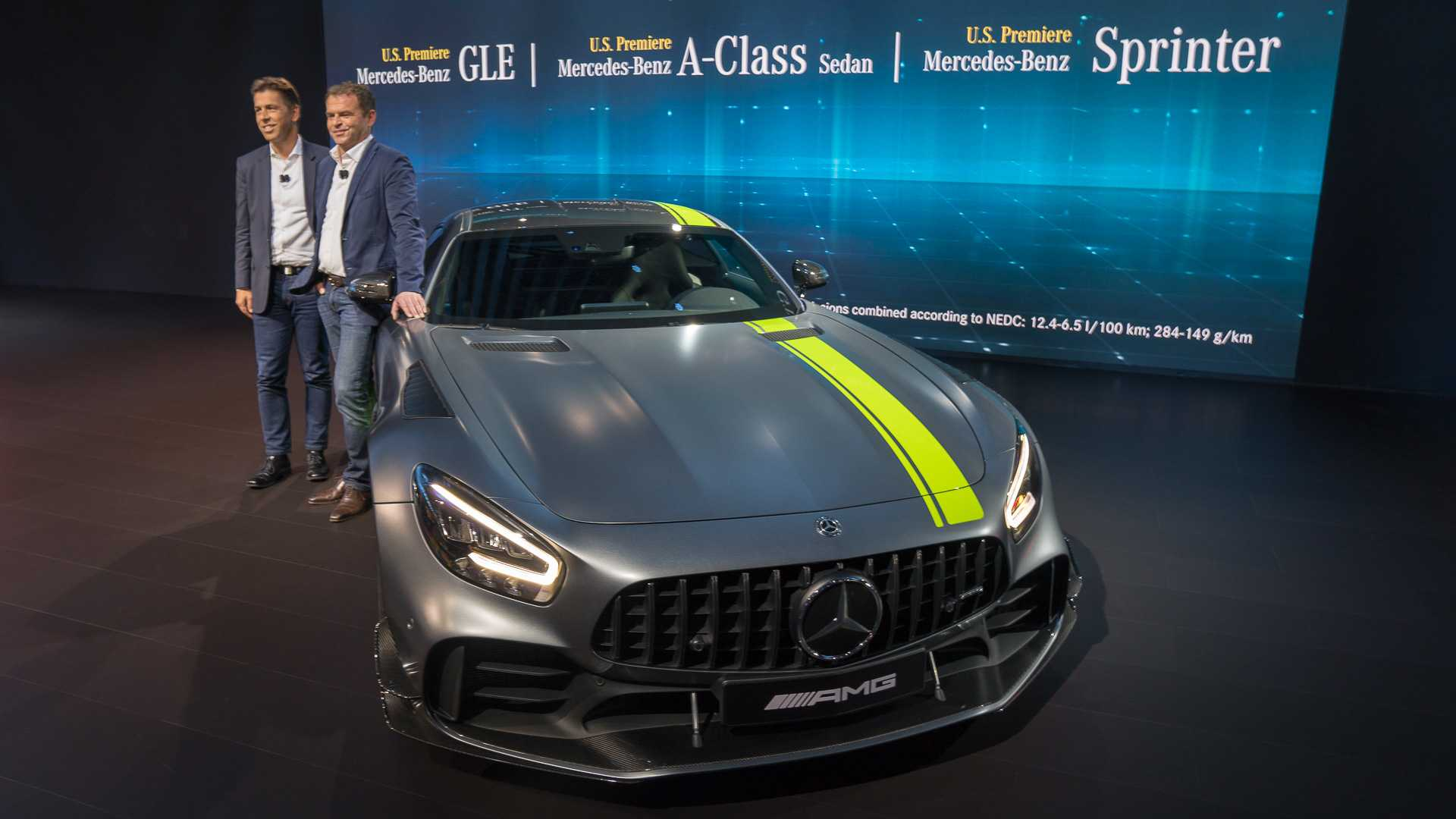 2020 Mercedes Amg Gt Revealed With Tech And Styling Updates