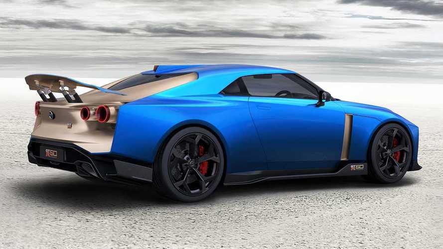 Nissan GT-R50 Italdesign, gyártási tervezés