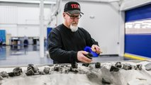 Ford Announces 3D Printed Brakes For GT500