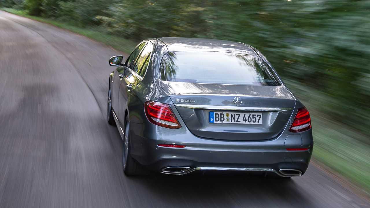 Mercedes-Benz E-Class E 300 e