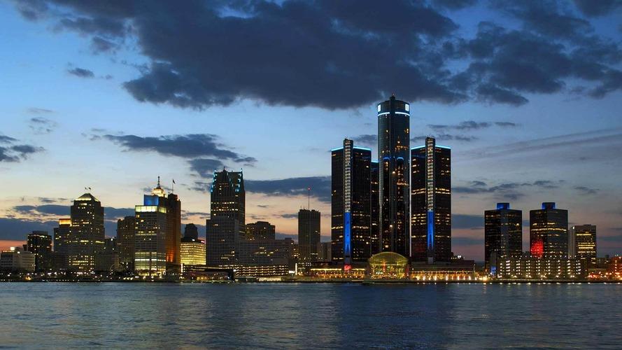 Salón de Detroit
