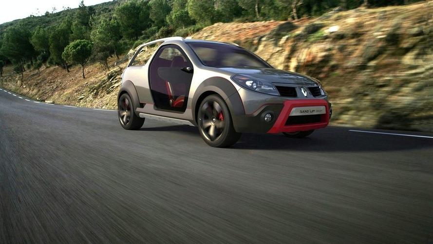 Conceitos esquecidos: Renault Sandero Sand'Up adiantou ideia da Oroch