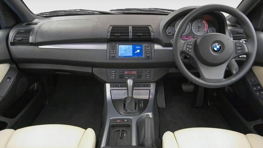 2006 BMW X5 Interior (Australia)  Motor1.com Photos