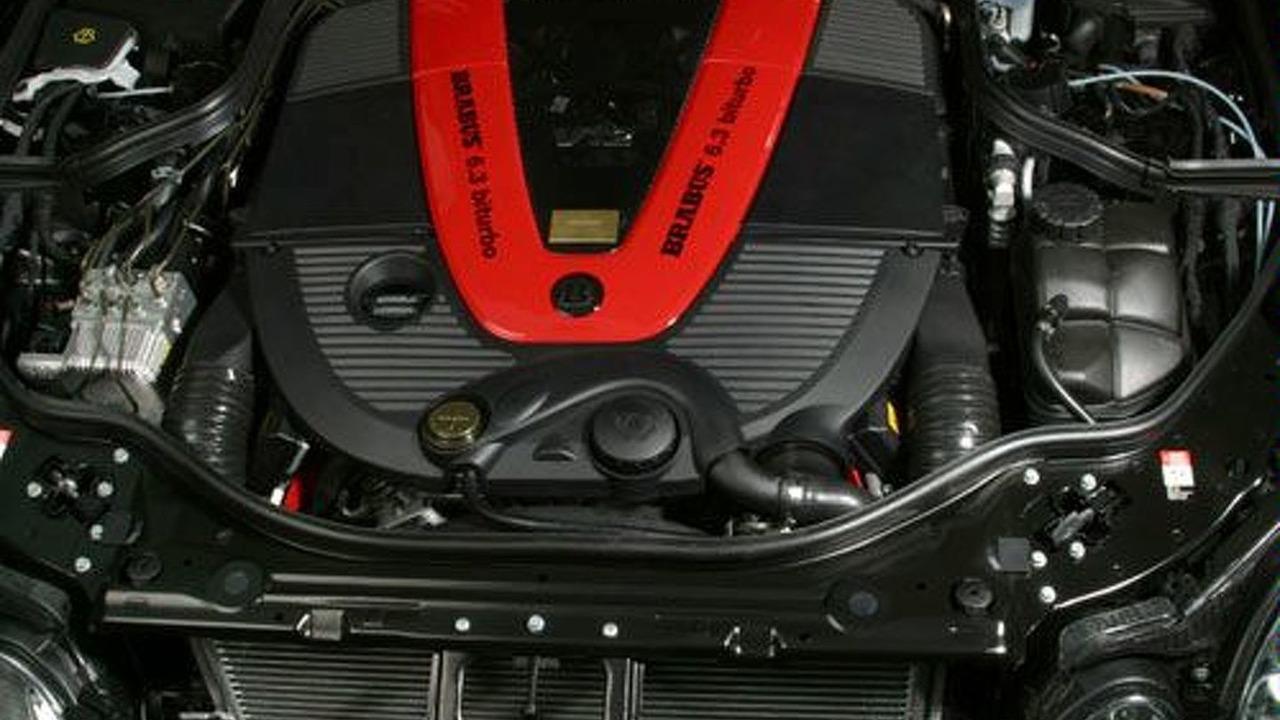 BRABUS S V12 engine