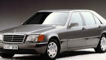 Mercedes 600 SEL