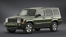 2006 Jeep Commander 65 Anniversary Special Edition