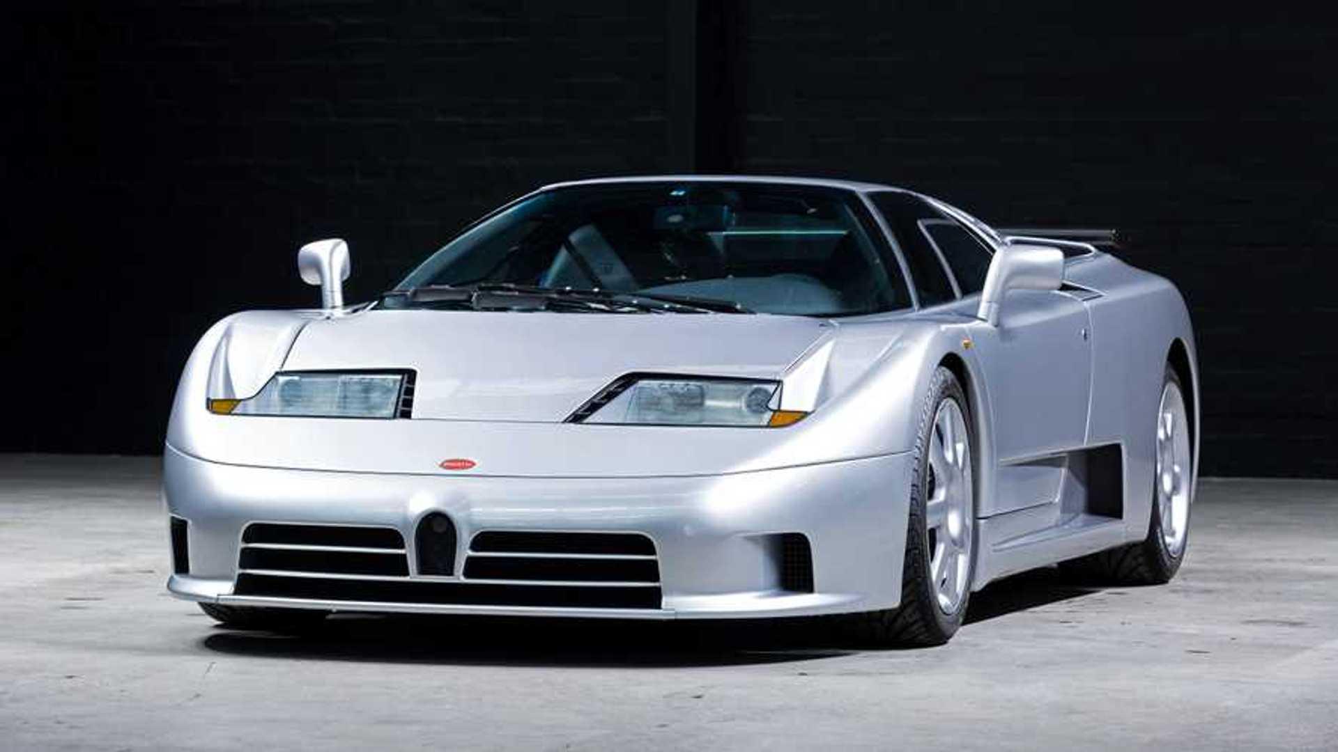 1992 Bugatti Eb110 Super Sport Supercar Sunday