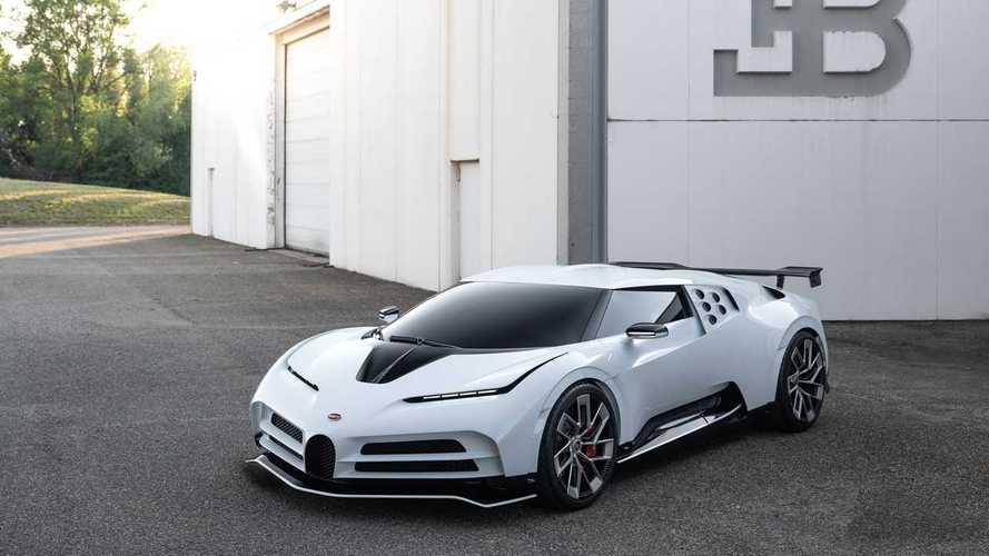 Bugatti Centodieci: el hiperdeportivo que mira al pasado
