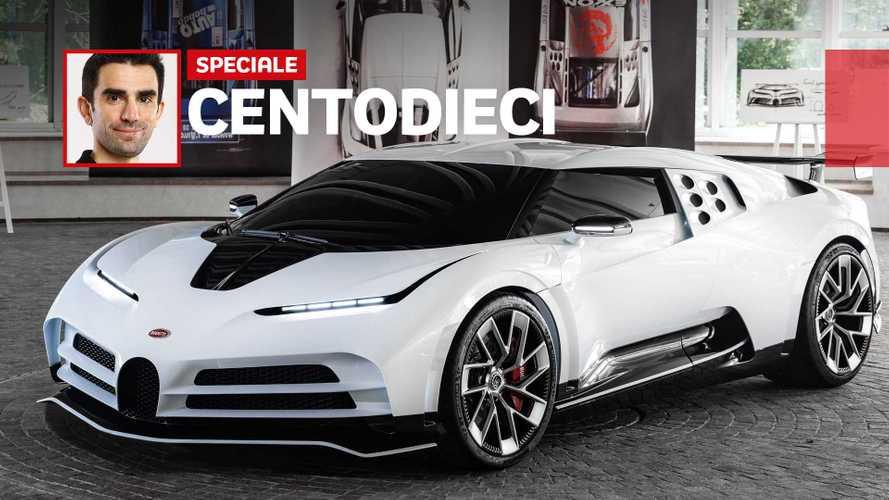 Bugatti Centodieci, la supercar di Campogalliano rinasce a Molsheim
