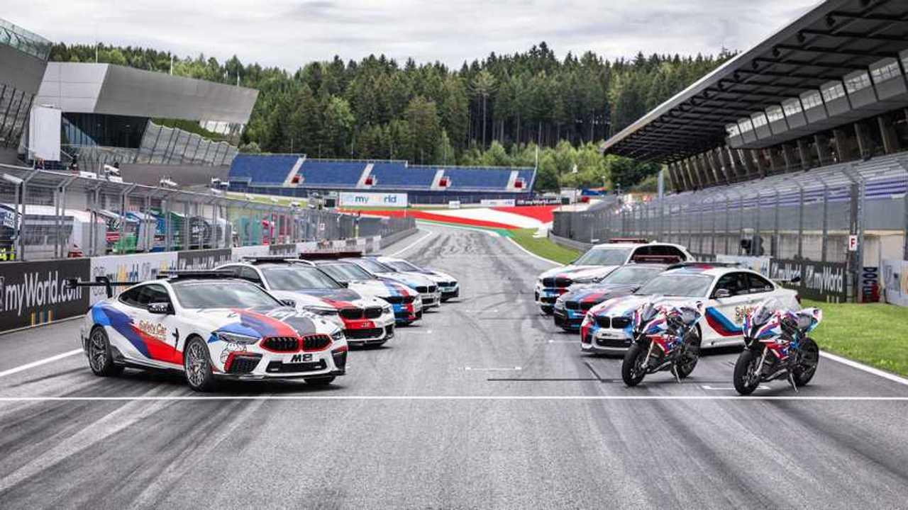 BMW M MotoGP Safety Car
