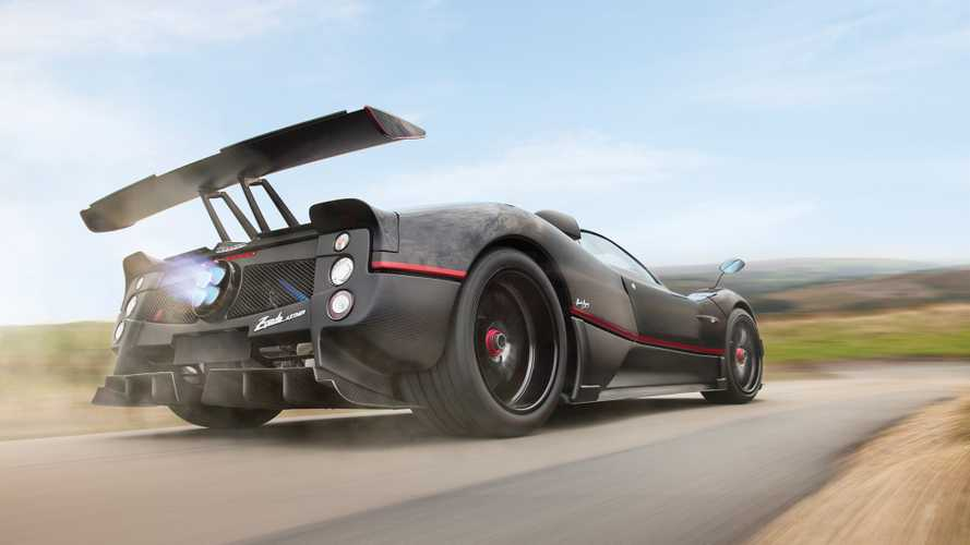 Pagani Sedan, SUV Could Happen After 2025