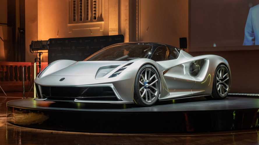 Everything we know about the 2,000 HP Lotus Evija