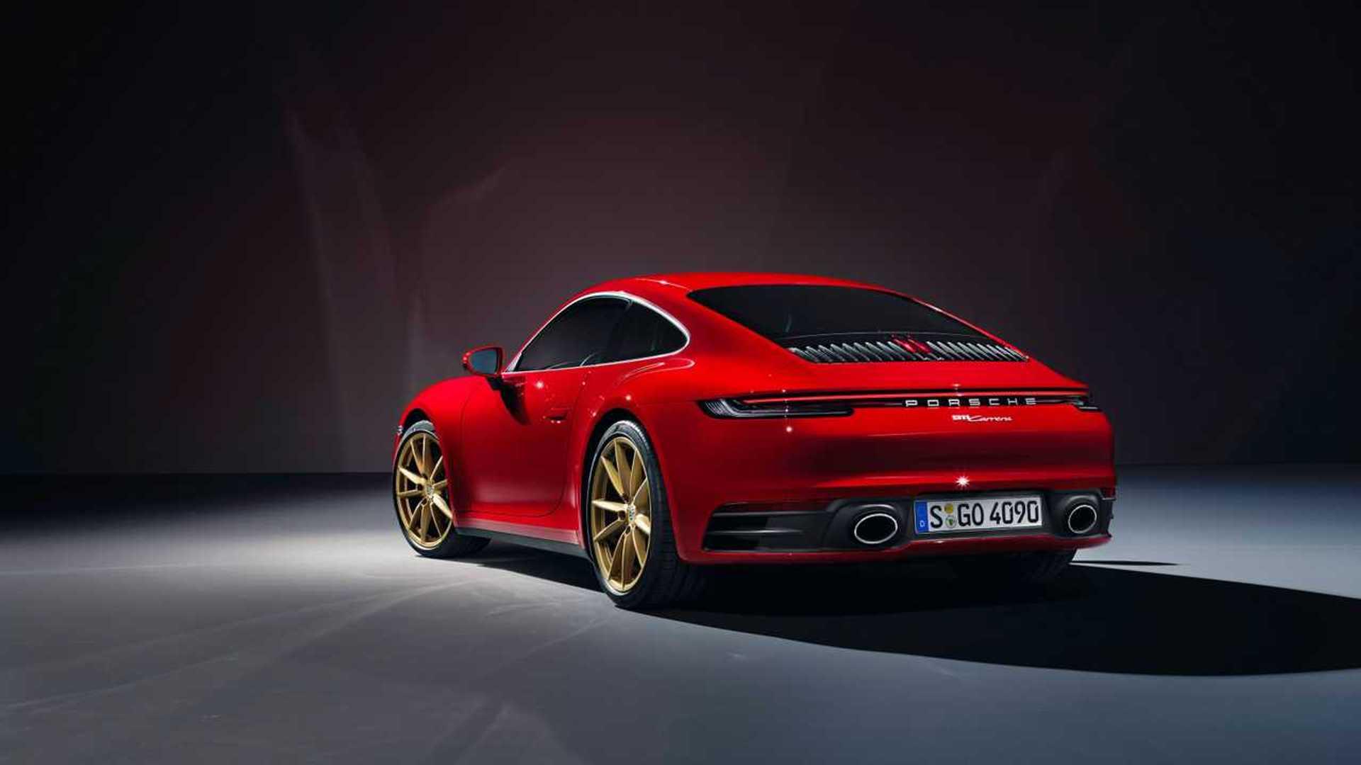 2020 Porsche 911 Carrera Configurations