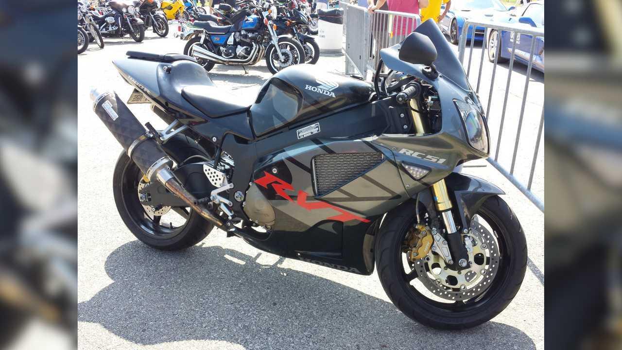 Honda RC51 RVT1000R