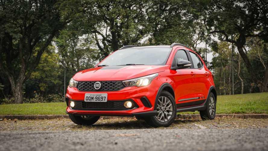 Fiat Argo Trekking ganhará câmbio automático nas próximas semanas