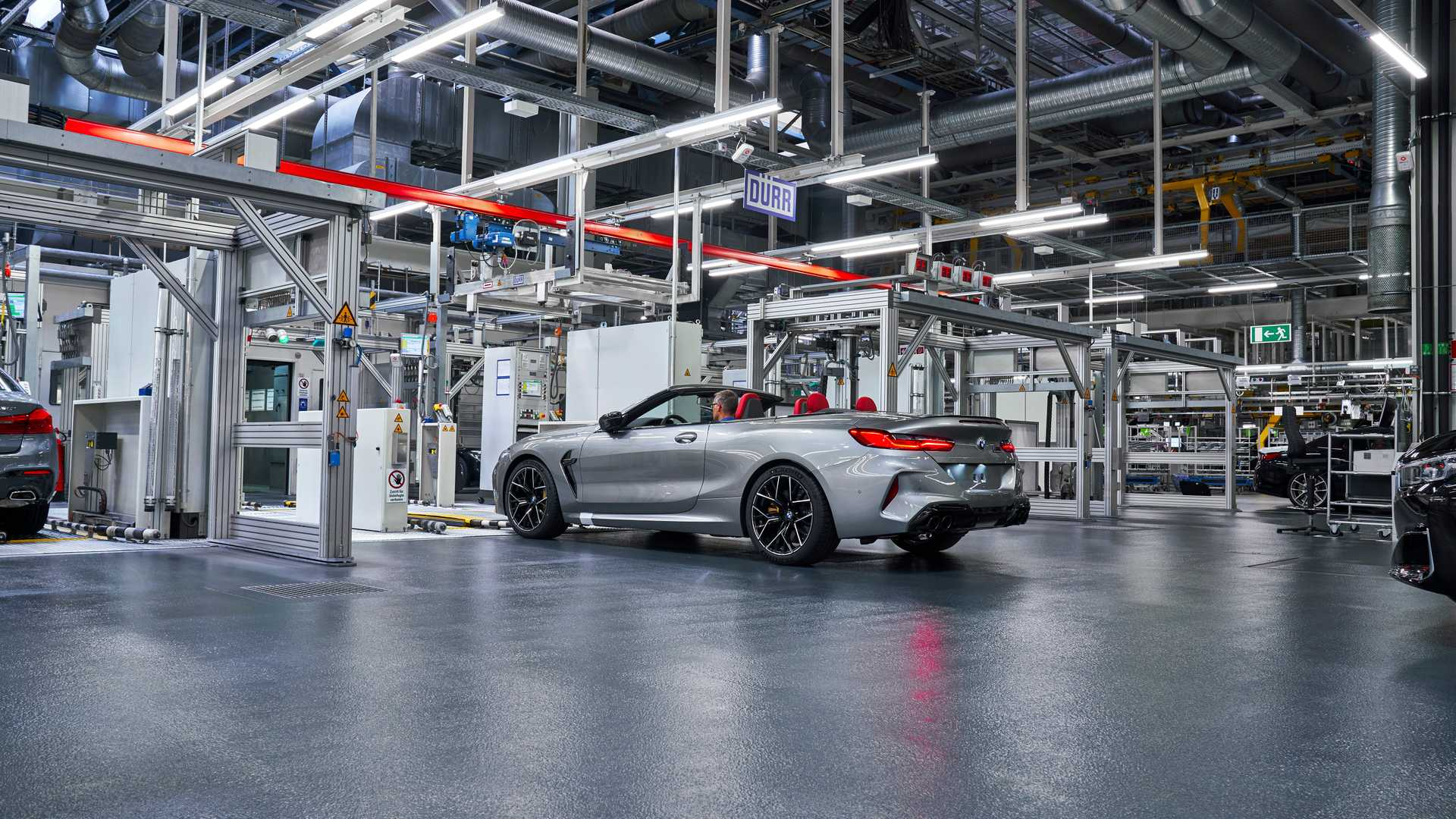 Bmw M8 Competition Coupe M8 Competition Convertible Enter