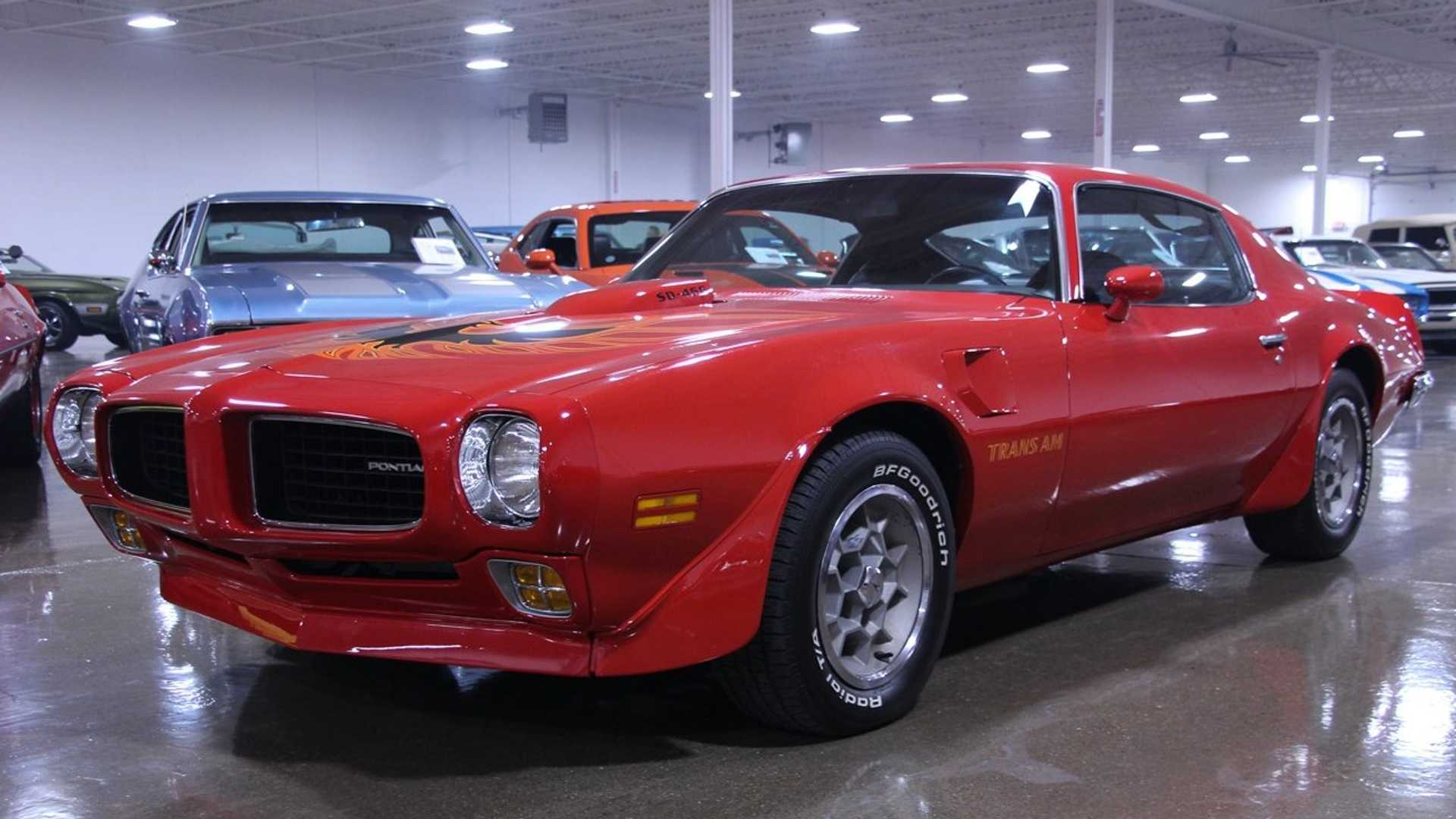 "[""1973 Pontiac Trans Am Super Duty 455""]"
