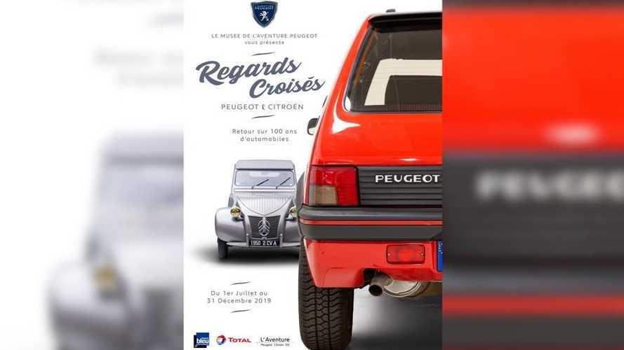 Citroën fête son centenaire... chez Peugeot !