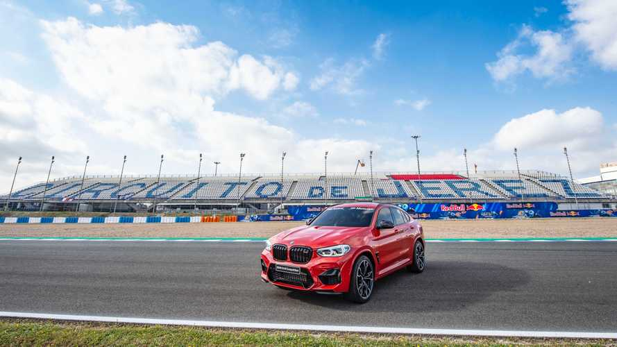 BMW X4 M Competition MotoGP 2019