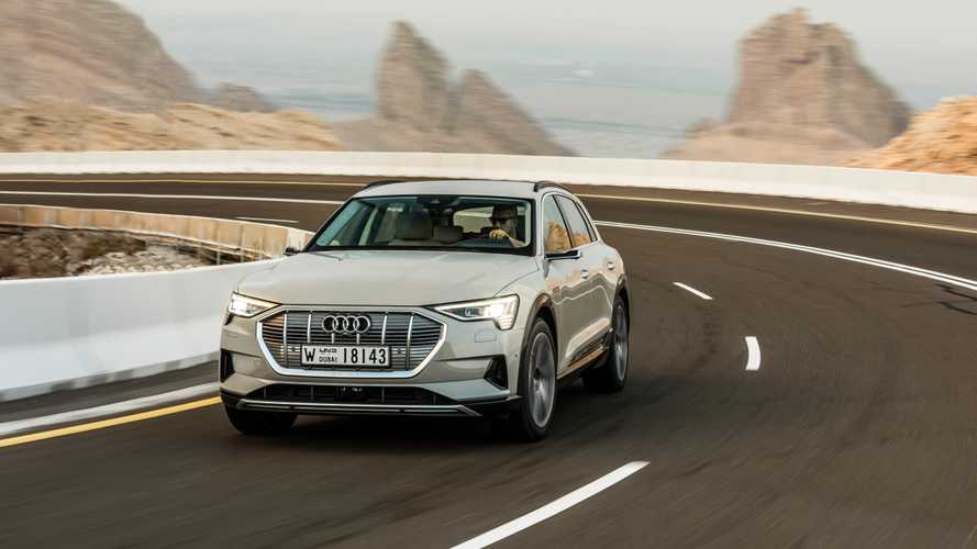 Audi Says E-Tron SUV Will Get Performance & Entry-Level Variants