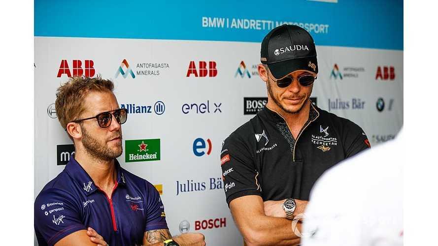 "Lotterer ""Wasn't Interested"" In Bird's Reconciliation For Formula E Crash"