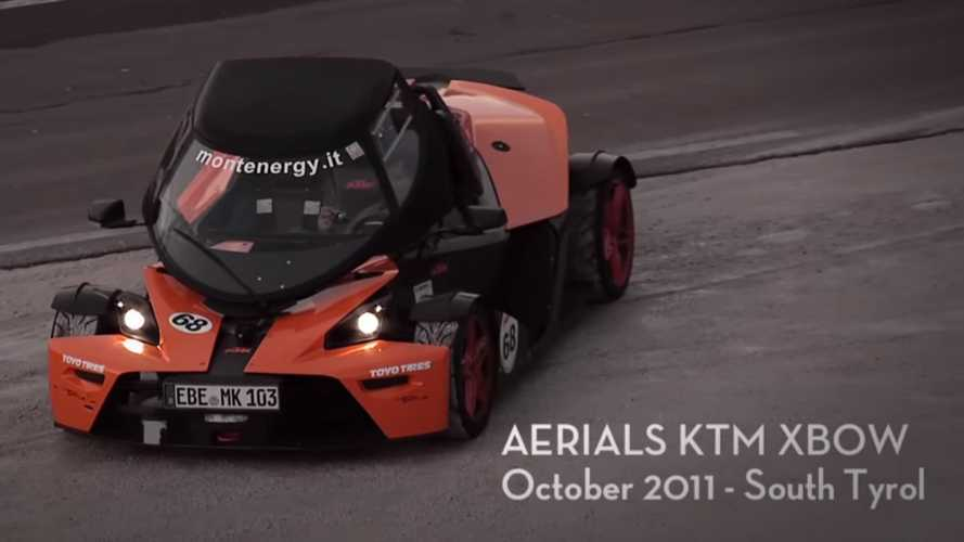 KTM Stratosferica Echoes The Famed Lancia Statos