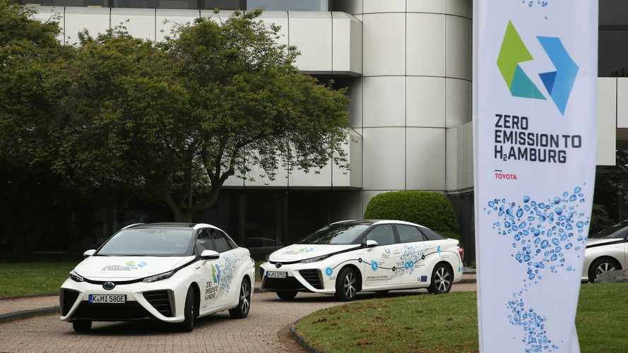 2019 Toyota Mirai Test