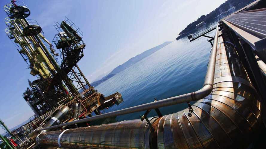 Boom LNG nelle importazioni dagli USA