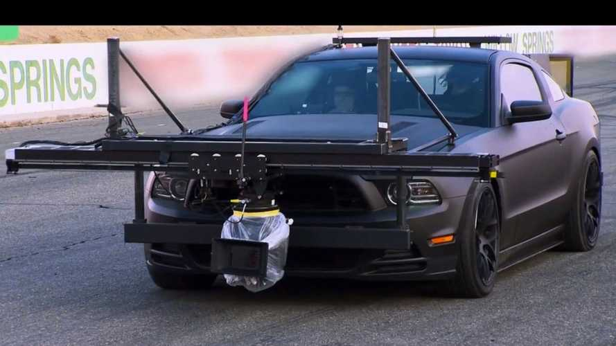 Make Your Own Magic In The Need For Speed 2013 Mustang Camera Car