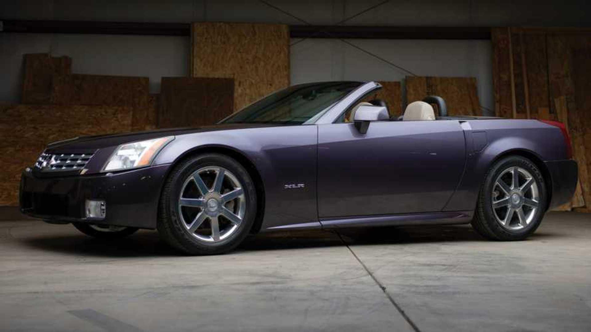 """[""""Cadillac NM XLR Edition""""]"""