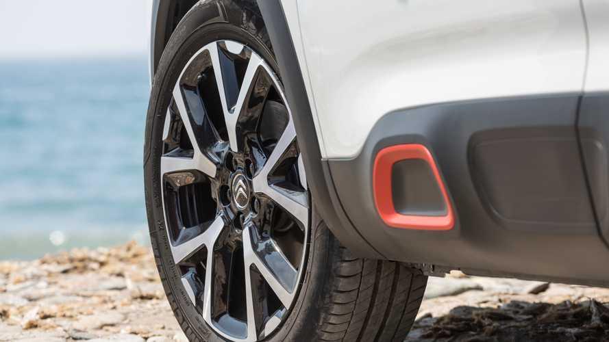Citroën C5 Aircross: prueba del SUV compacto
