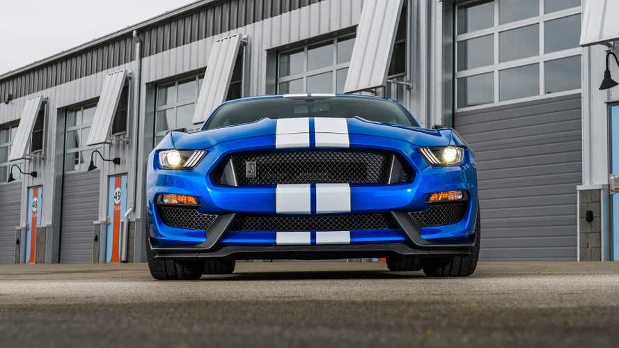 Ford Mustangs and Shelby Cobras - Cover