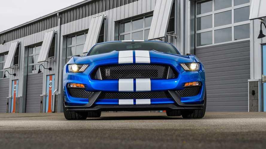 Tenemos los números de ventas de los muscle cars americanos